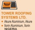 tower building products kano Nigeria Akure, Illlorin Nigeria